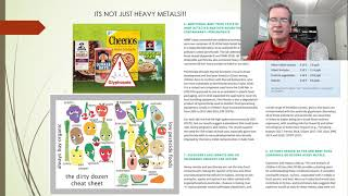 The story of Heavy Metals in the baby foods