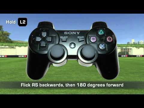 FIFA 11 - All Skills Tutorial Part 1 (PS3)