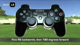 FIFA 11 - All Skills Tutorial Part 1 (PS3)
