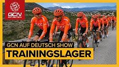 Trainingslager für Rennradfahrer |  GCN auf Deutsch Show 3