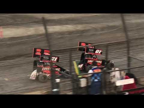 Lemoore Raceway 9/7/19 Jr Sprint Heat- Ty
