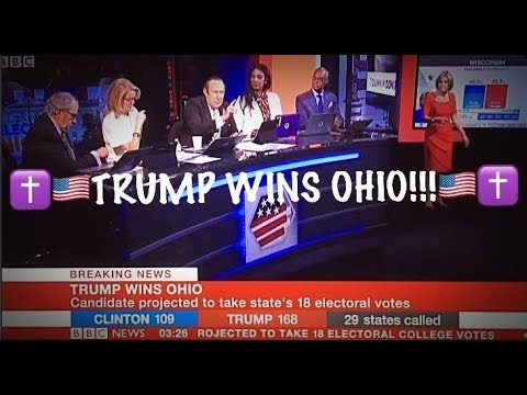 Trump wins OHIO! *** Top 10 *** MOST Enjoyable Media Reactions