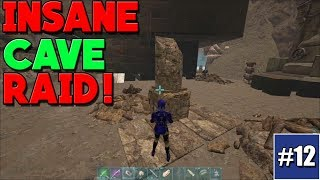 NOOB TO GOD OFFICIAL SMALL TRIBES / EP 12 / HUGE PROFIT FROM CAVE!