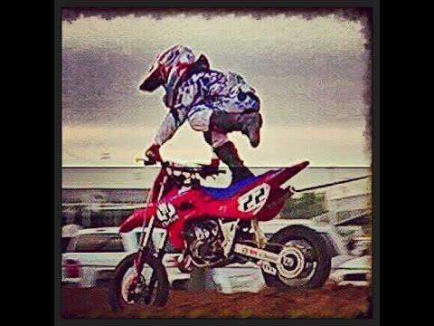 Dirt Bike Crash Compilation Featuring Kid Crashes