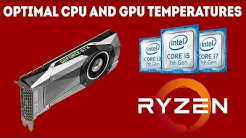 The Optimal CPU and GPU Temperatures For Gaming [Ultimate Guide]