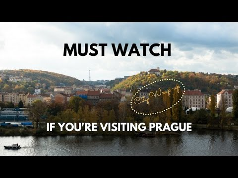 Things You MUST KNOW If You Plan On Visiting Prague!!!