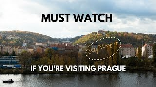 Gambar cover Things You MUST KNOW If You Plan On Visiting Prague!!!