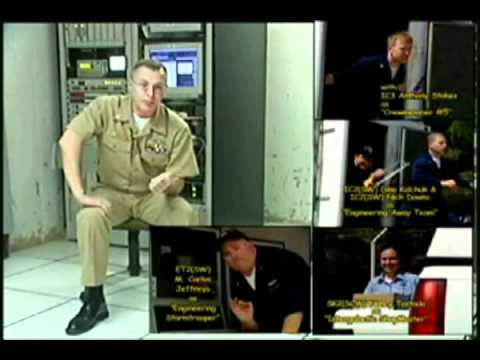Naval Media Center (AFN Rota) 2005 Welcome Aboard video