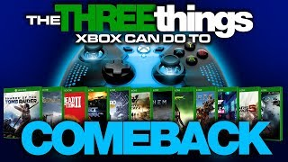 Three Things Xbox One can do to Comeback - Colteastwood