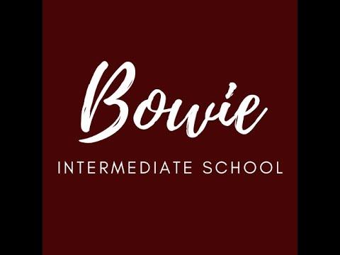 Bowie Intermediate School 5th Grade 1st 6 Weeks Awards