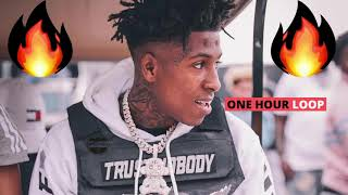 🔥 (1 Hour Loop) Fine By Time - YoungBoy Never Broke Again | ★ One Hour Looper ★