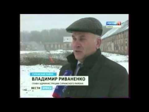 Благоустройство памятника старины Суражского района