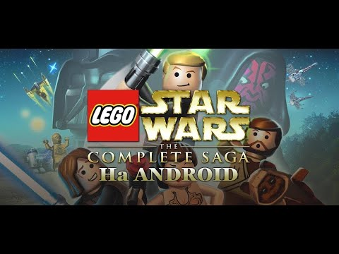 Как установить Lego Star Wars: The Complete Saga на андроид