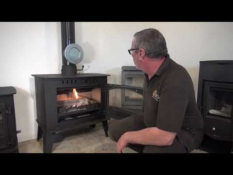 Installing a wood stove - professionally