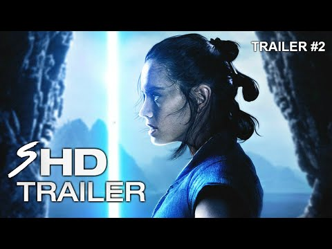 Trailer #2 - Star Wars: The Last Jedi (2017) Daisy Ridley, Mark Hamill (Fan Made)