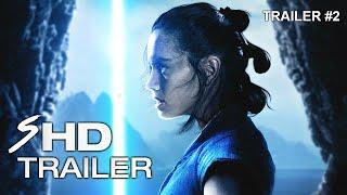 Star Wars: The Last Jedi (2017) Trailer #2 Concept - Daisy Ridley, Mark Hamill