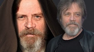 Mark Hamill finally opens up about Force Awakens, teases Luke Skywalker - Collider
