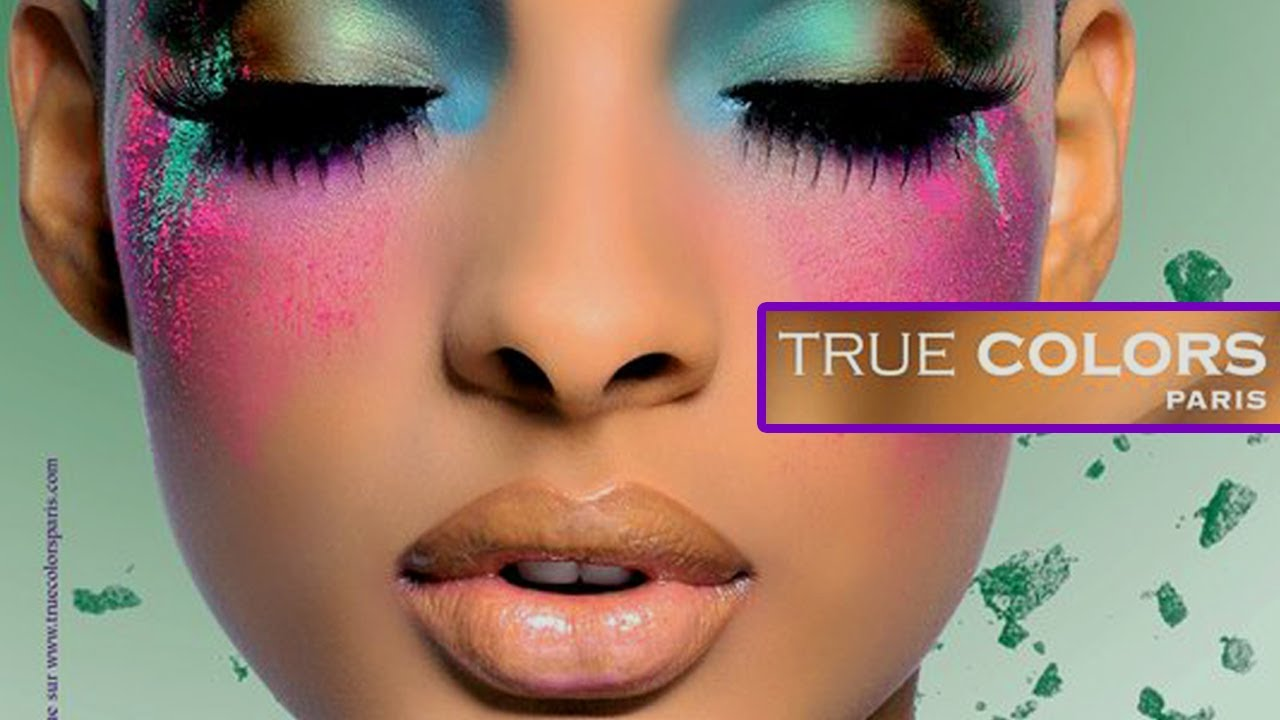maquillage true colors paris revue 8 youtube - True Colors Maquillage