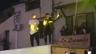 Daniele De Martino feat Andrea Zeta - Bella bionda ( VIDEO LIVE COSENZA 2018 )