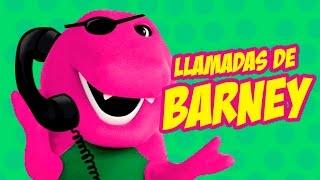 Llamadas telefónicas de Barney - Damian y El Toyo