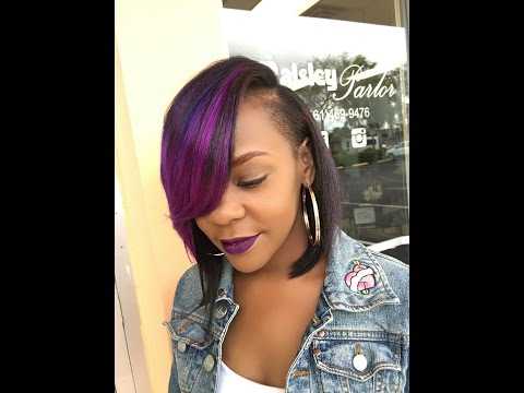how-to-do-a-quick-weave-bob-with-a-deep-side-part