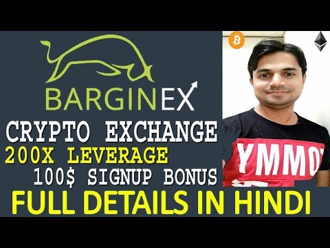 Earn Free 100$ for signup bonus | Barginex Exchange | Latest Cryptocurrency News in Hindi