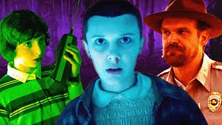 WE LOVED *STRANGER THINGS* UNTIL THE LAST EPISODE... (MARATHON REACTIONS)