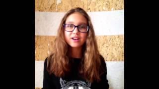Настя Булман - I WATCH - хорошие дети не плачут