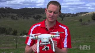 DJI Phantom 3 UAV review - uses in agriculture