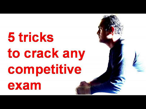 5 tricks to crack any competitive exam (In Hindi) by Puneet Biseria 👍