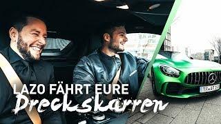 Der AMG GT R   Lazo fährt eure Dreckskarren   inscopelifestyle