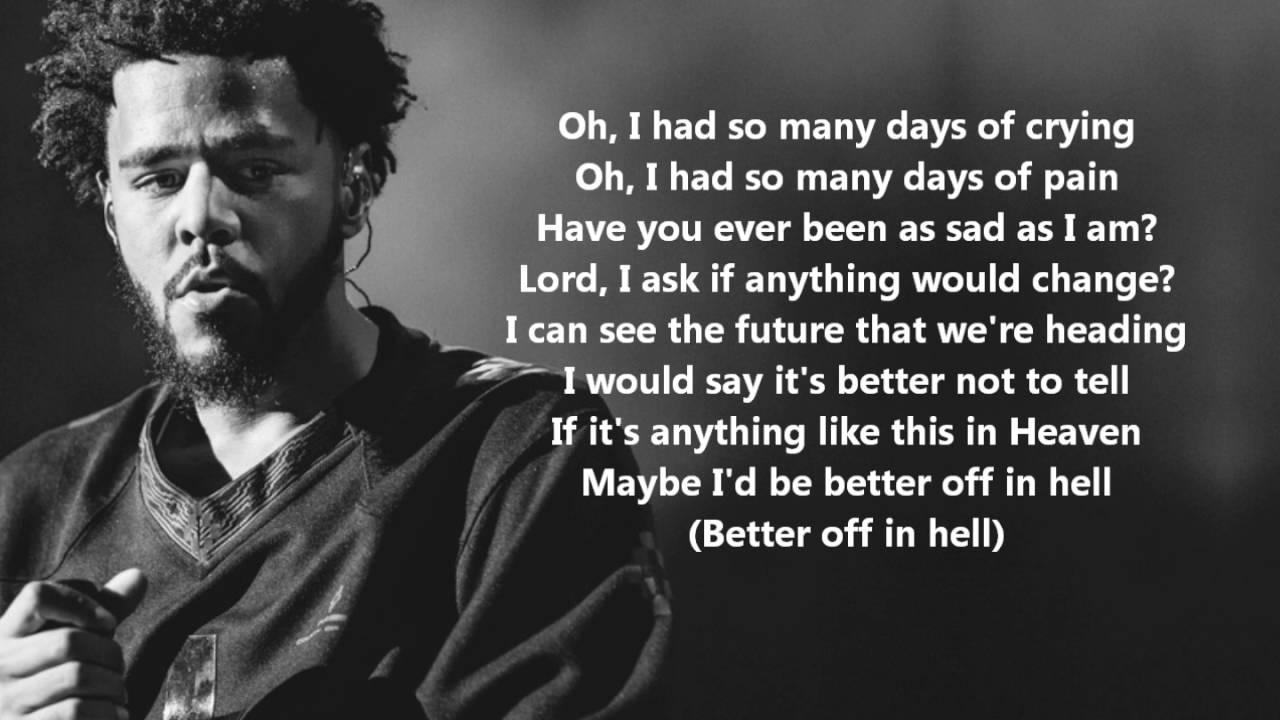 Jermaine Interlude Lyrics J Cole Youtube