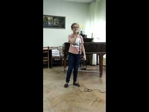 Верногорова Валерия, кавер \