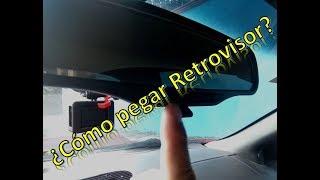 Como pegar retrovisor de auto