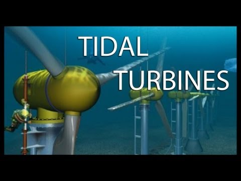Tidal Turbines | Fully Charged