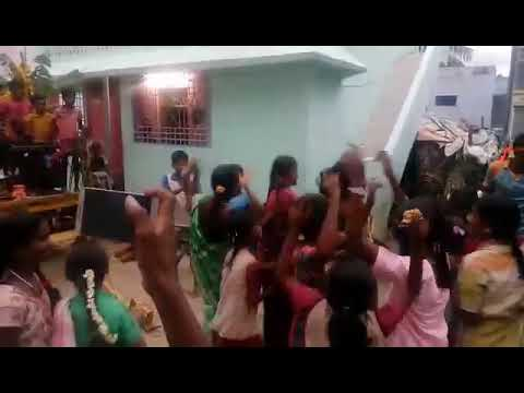 🕺Kattu Rosa🕺 Group Dancing