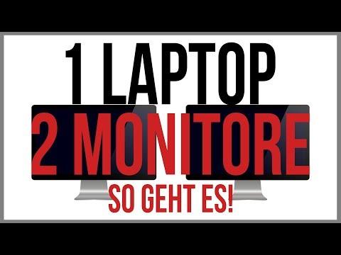 2-monitore-an-den-laptop-anschließen---so-geht-es!