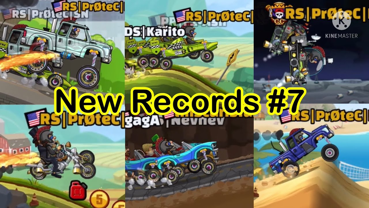 New Records #7 🤩   Fury Road SD WR 🤯 - Lots of Prizes - HCR2