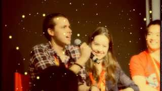 Anna Popplewell and  Tom Green  Like Diamonds in the Sky Thumbnail