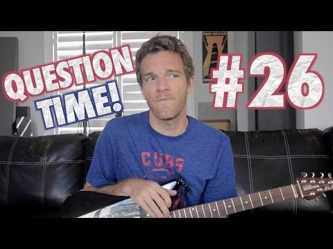 Question Time! Dead and Company, Underrated Guitar Brands and Iron Maiden
