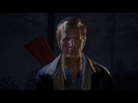 Friday the 13th Gameplay A.J. Mason Tommy Jarvis Camp Crystal Lake Map You Survived