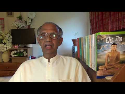 Active Old Age in Sinhala by TS Abeywickrama