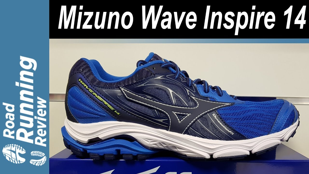 separation shoes 98258 1a614 Mizuno Wave Inspire 14 Preview