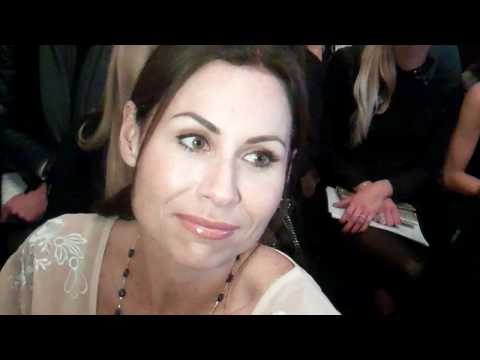 Minnie Driver @ Temperley London 2012