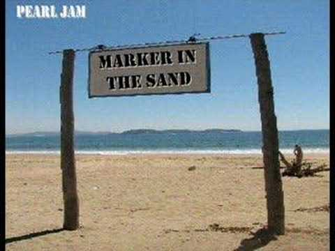 Pearl Jam - Marker in the Sand