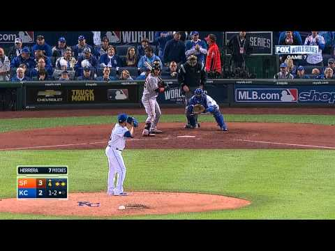 World Series G7: Giants vs. Royals [Full Game HD]