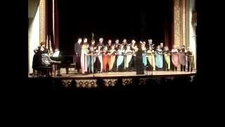 Lamentations of Jeremiah - Alegria Oda Korosu (Alegria Chamber Choir)