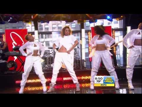 Ciara Performing 'I'm Out' | Good Morning America