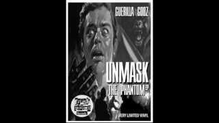 GUERILLA GODZ/UNMASK THE PHANTOM EP (LIMITED VINYL) CHOPPED HERRING