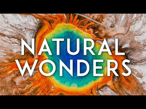 17 Most Wonderful Places On Earth | NATURAL WONDERS